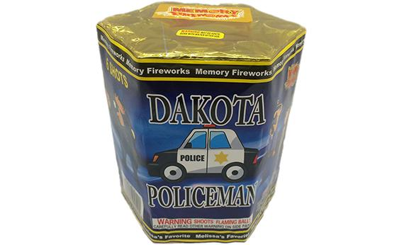 Dakota Policeman