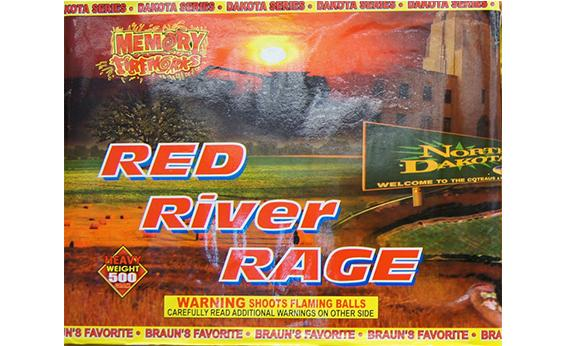 Red River Rage